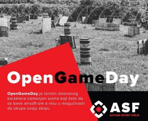 Open game day